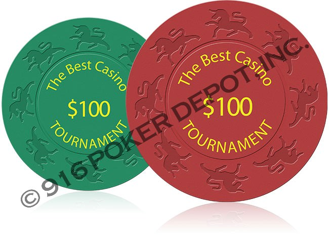 Unicorn Gaming Chips 916 Poker
