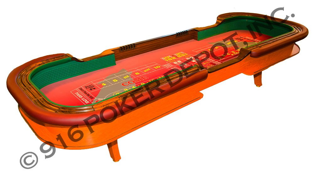 Craps tables 916 poker for 12 craps table