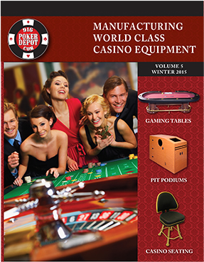 Click here for the 916 Poker Depot Catalog