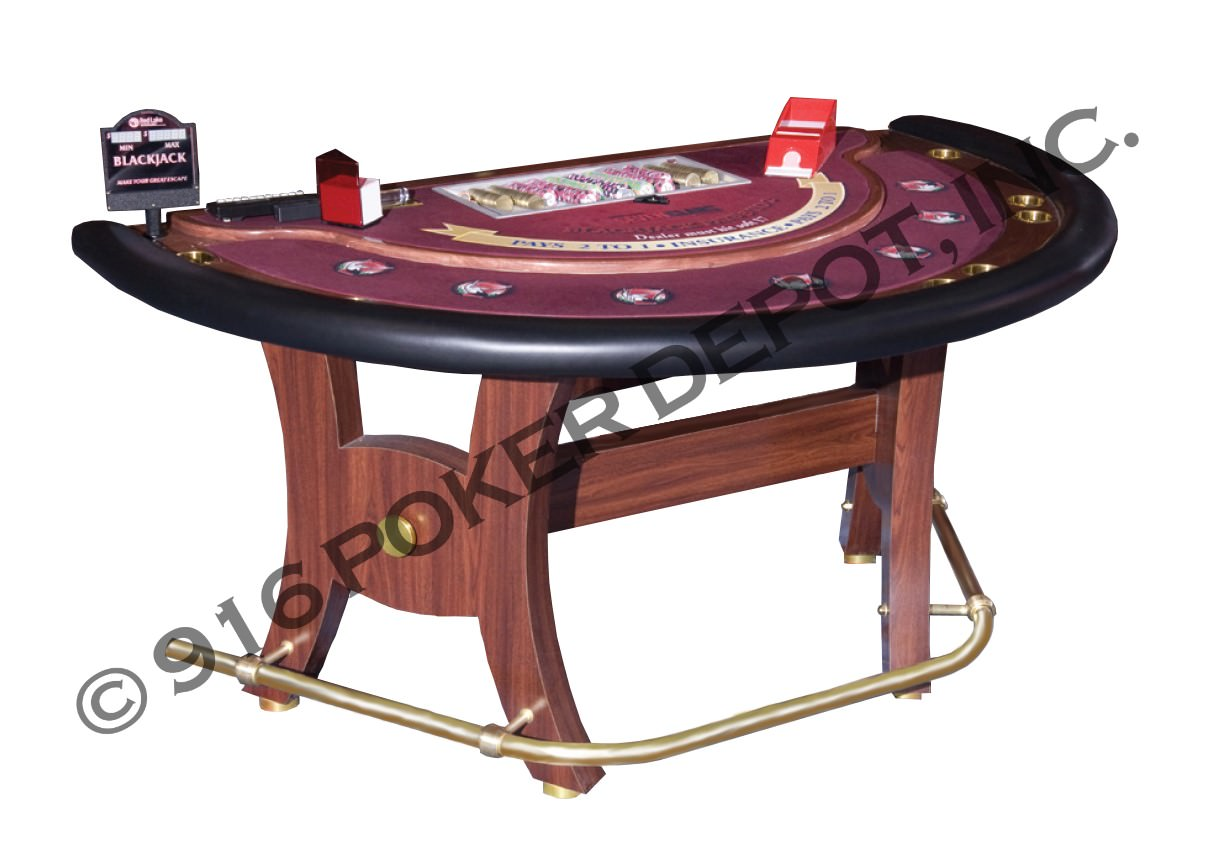 Blackjack Tables 916 Poker
