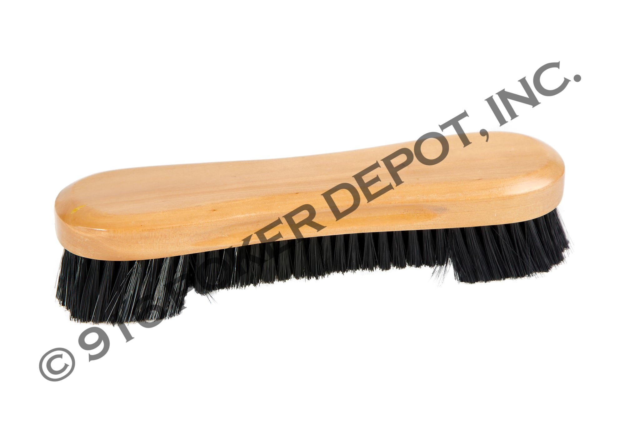 Table Brush & Dealer Apron