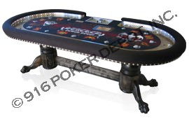 Custom Poker Tables