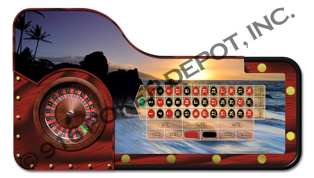 Roulette - Picture Background