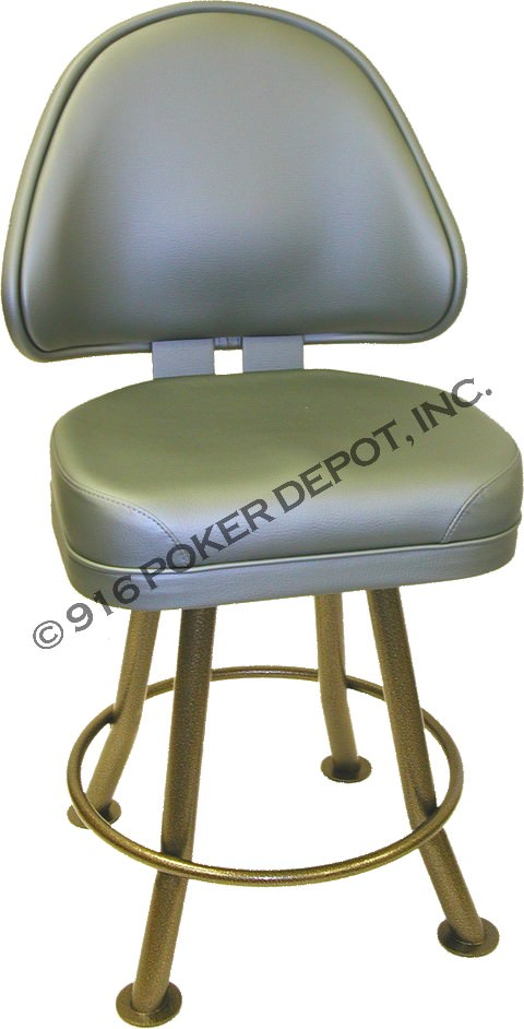 The High Roller Blackjack Stool