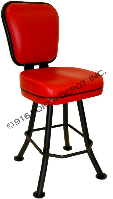 The Gondola  Blackjack Stool