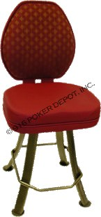 The Ergonomic Blackjack Stool
