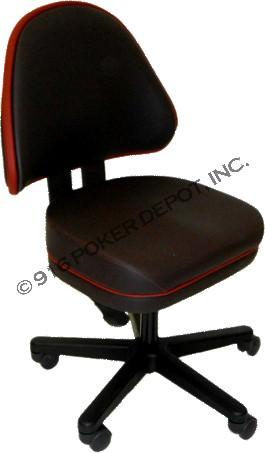 High Roller Glider Poker Chair