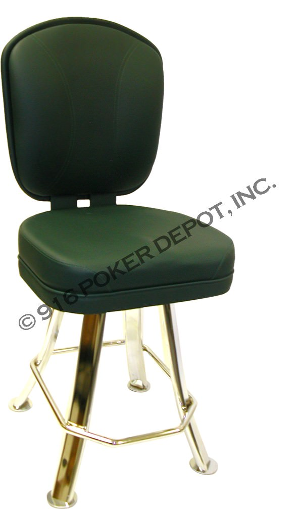 The Chicago Blackjack Stool