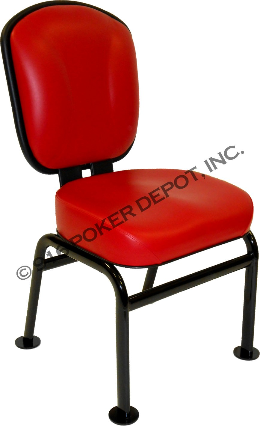 The Chicago Poker Chair