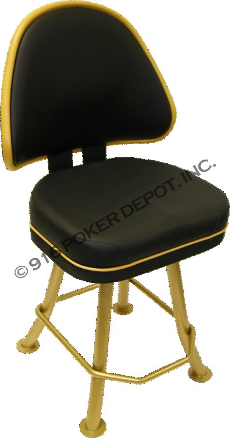 High Roller Blackjack Stool