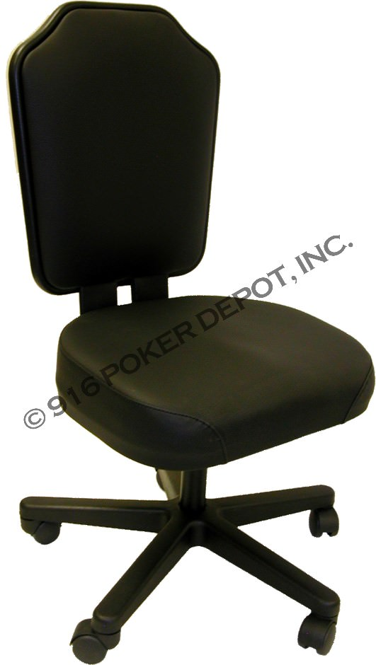 Rivera Rolling Poker Chair