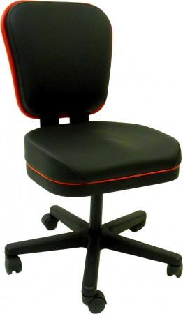 Rolling Poker Chair 28K-199E