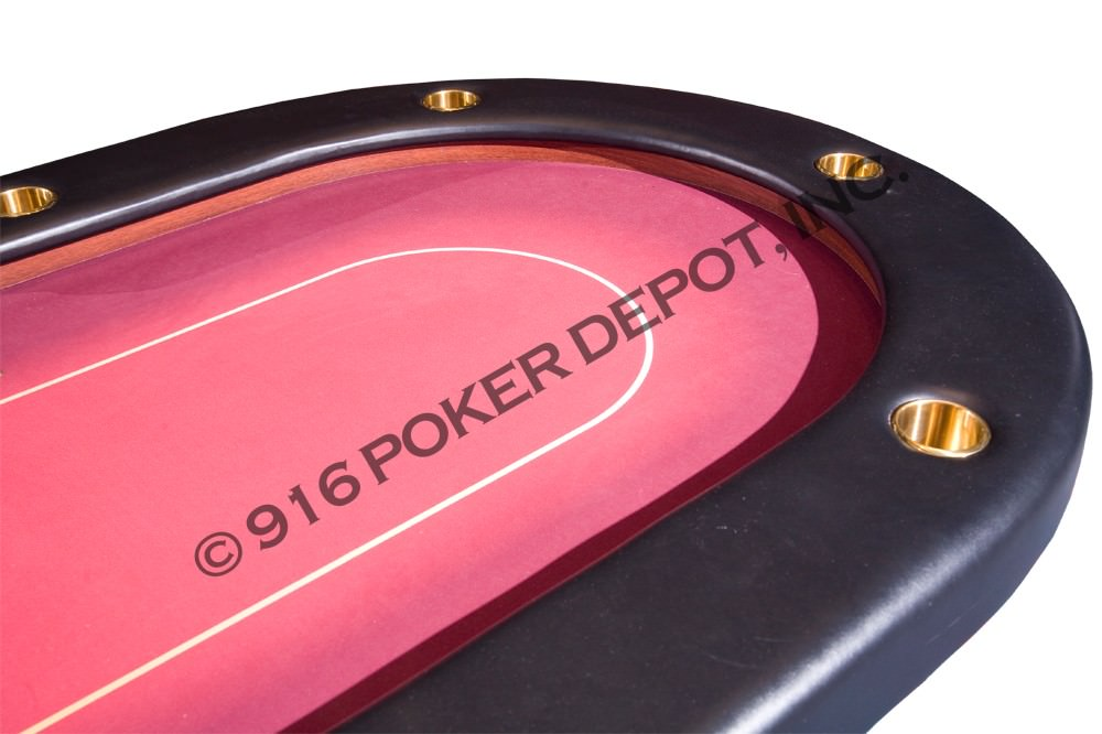 Ultra High End Texas Hold'em Table