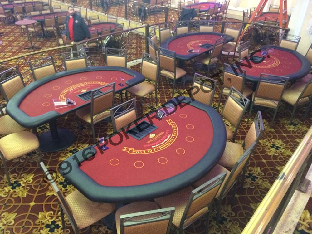HBO's True Detective Blackjack Tables