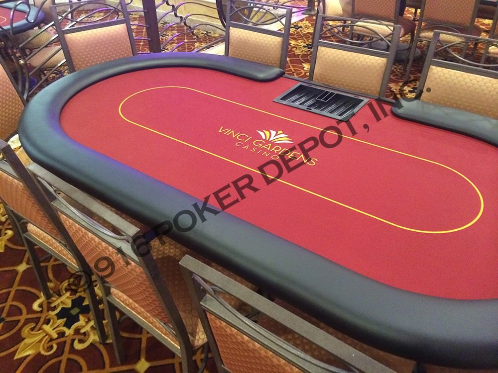 HBO's True Detective Poker Tables
