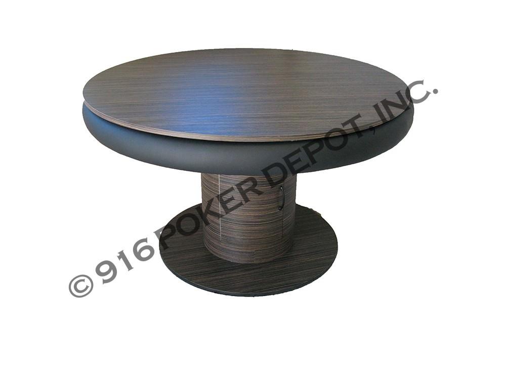 Round Custom Poker Table