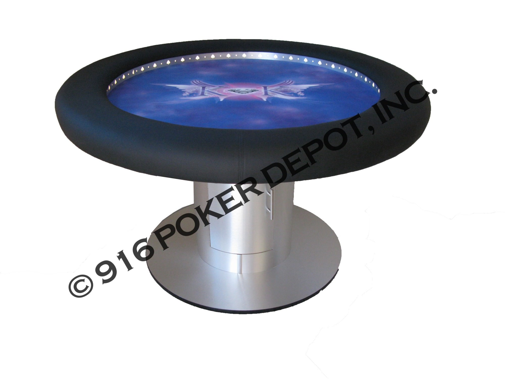Khloe Kardashian Poker Table