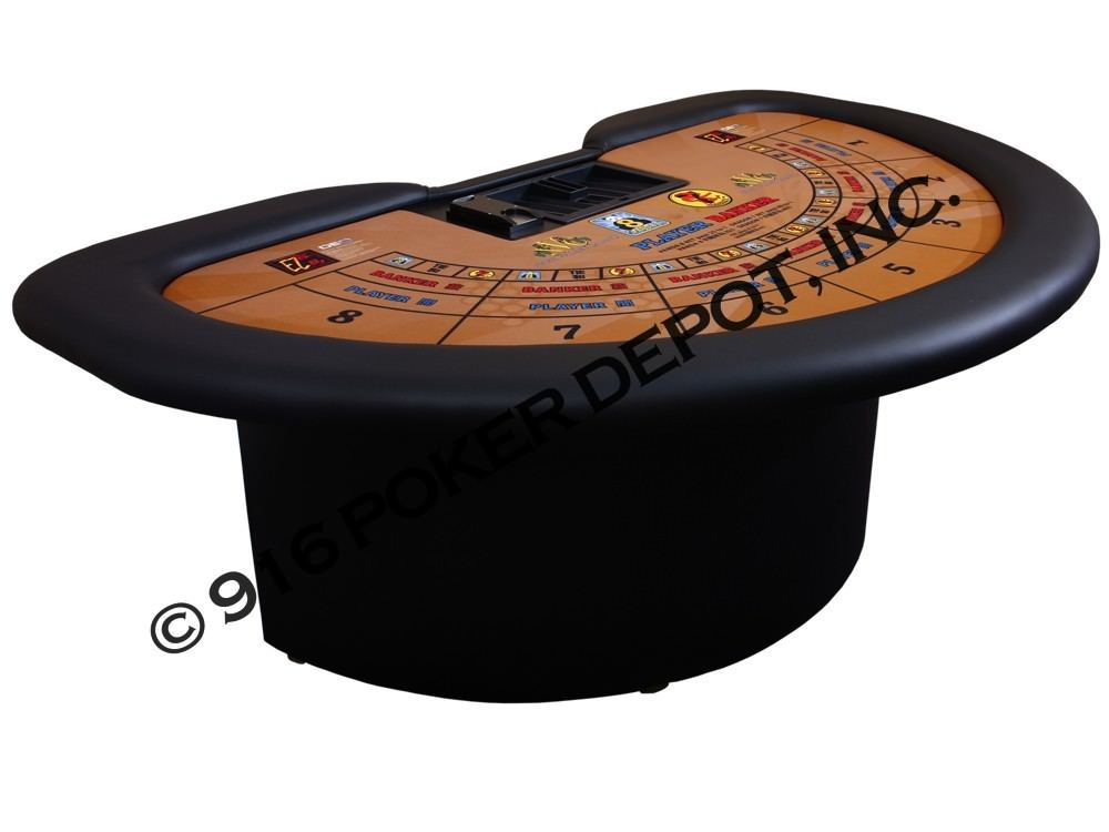 Baccarat Table
